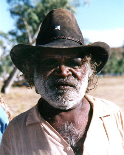 Charlie Egalie Japaltjarri Photo
